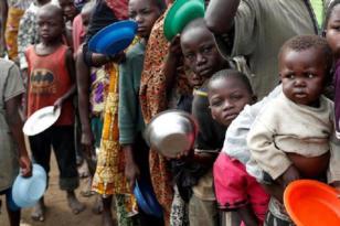 Milyonlarca Afrikalı açlıkla karşı karşıya
