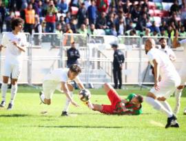 Amedspor evinde ilk galibiyetini aldı: 2-1