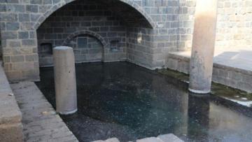 Tarihi 130 çeşmeden geriye sadece Anzele kaldı