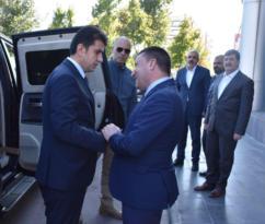 İl Emniyet Müdürü Yaman'dan Beyoğlu'na ziyaret
