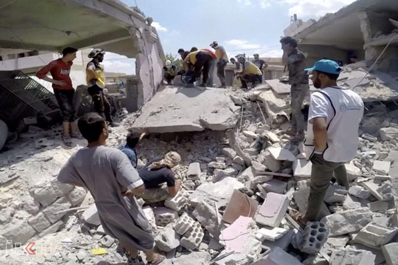 BM: Sağlık tesislerine bilerek saldırı düzenlendi