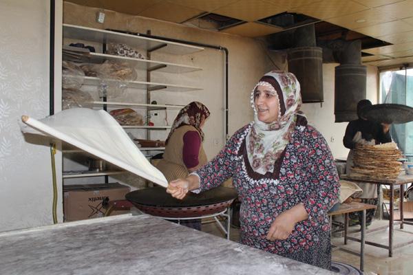 Yöresel ekmek üretimiyle, 5 kişiye istihdam sağladı
