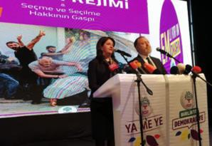 VİDEO HABER – HDP'den erken seçim çağrısı