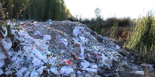 Dünya Mirası çöplük oldu!