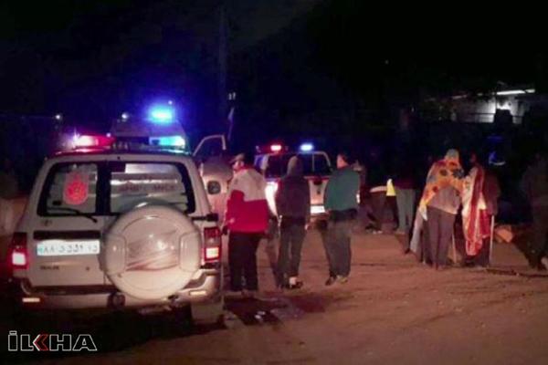 İran'da deprem: 6 ölü 300 yaralı