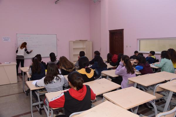 LGS öğrencilerine ücretsiz kurs