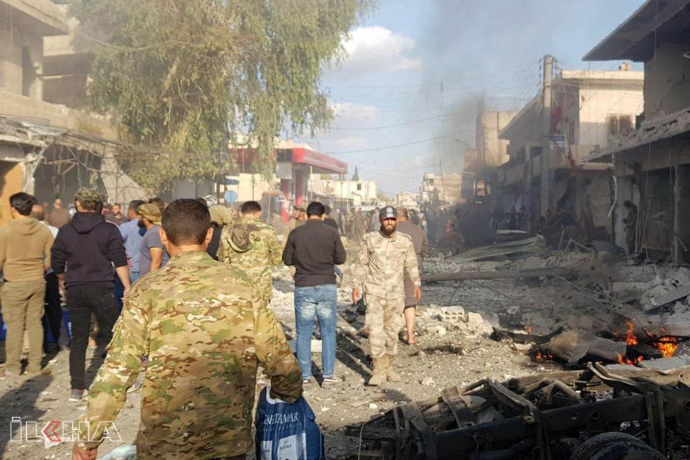 MSB: 13 sivil hayatını kaybetti, 20 civarında sivil yaralandı