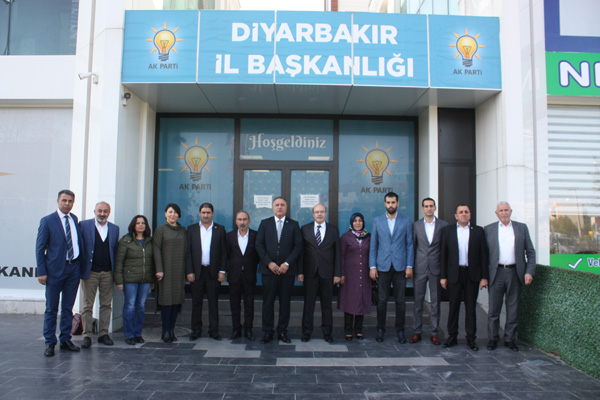 'Sağlık-Sen olarak Diyarbakır sevdalısıyız'
