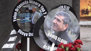 Elçi cinayeti iddianamesi kabul edildi