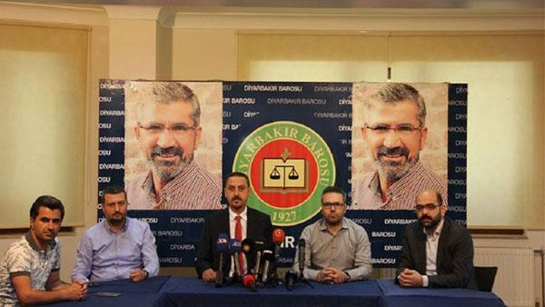 Diyarbakır Barosu eski yöneticilerine dava