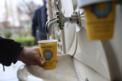 Büyükşehir Belediyesi'nden vatandaşlara sıcak çorba ikramı