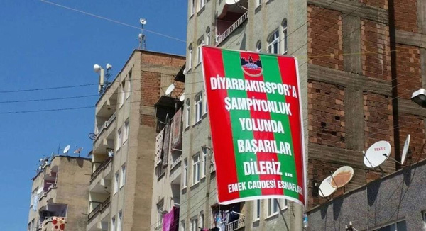 Diyarbakırspor yeniden umut oldu