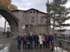 Tur Operatörleri Diyarbakır'da
