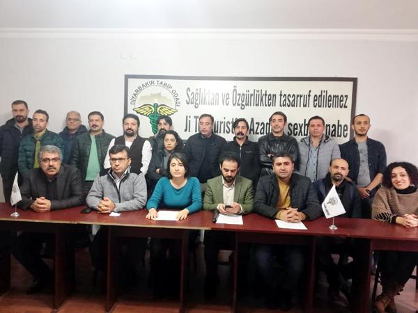 'Mardin'deki gözaltıları serbest bırakın'