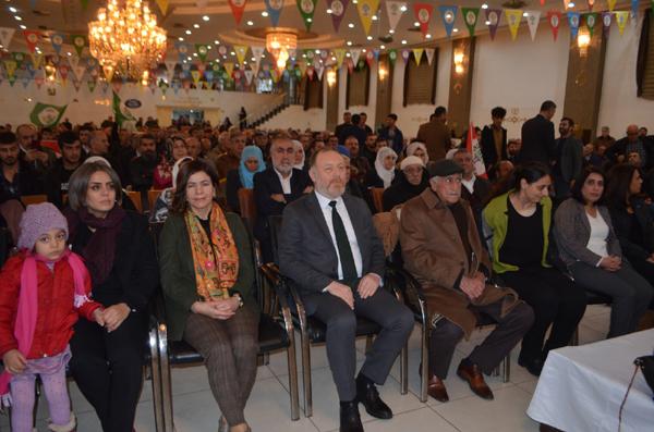 HDP kongresinde eş bakanlar değişti