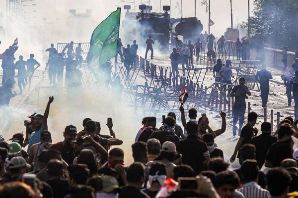 VİDEO HABER – Irak'ta 2 bin 626 gösterici serbest bırakıldı