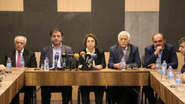 Kürt partileri 'ittifak'ta anlaştı
