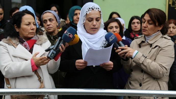 HDP Kadın Meclisi: Erkekler 1 yılda 305 kadını katletti