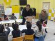 Huzurevleri Anaokulunda 'Ailemle Okuyorum Projesi'