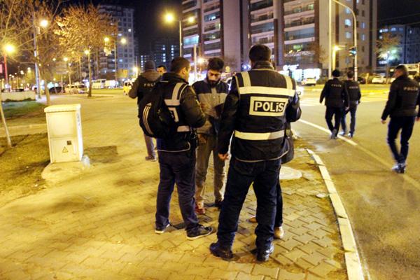 Yılbaşında Diyarbakır'da 13 bin 657 personel görev alacak