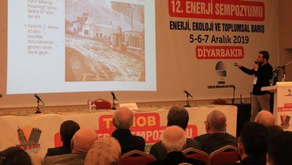 'Ilısu Barajı güvenlik politikasıyla ilgilidir'