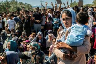 Yunan Adaları'ndaki sığınmacı sayısı 40 bini aştı