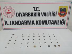 VİDEO HABEr – Diyarbakır'da tarihi eser operasyonu