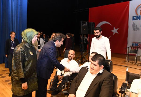 'Engelsiz Diyarbakır'a hep birlikte ulaşacağız'