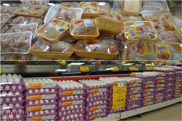 VİDEO HABER – Fakirin protein kaynağı beyaz et ve yumurtaya zam