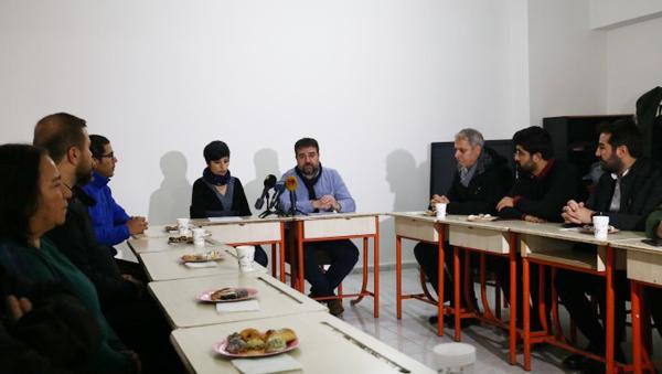 Dicle Fırat Gazeteciler Derneği kuruldu
