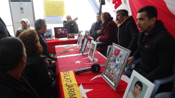 Ailelerden Bursa'da açılacak çadıra tepki