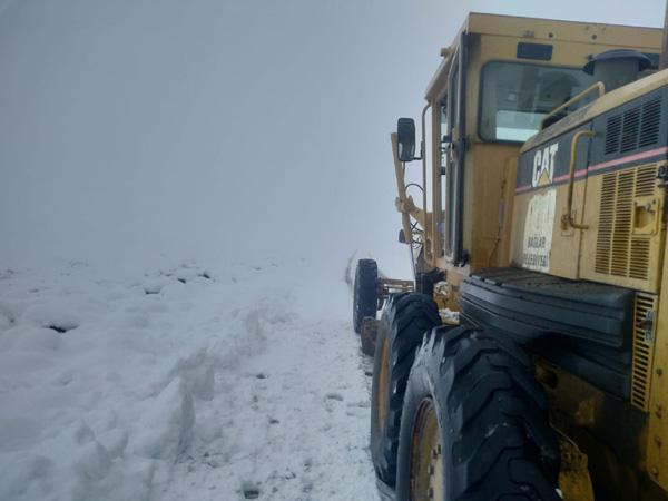 Bağlar Belediyesi'nden kar önlemi!