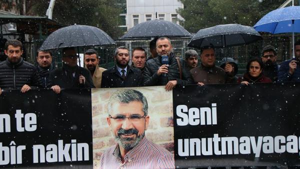 'Adalet talebimizi her koşuldu dile getireceğiz'