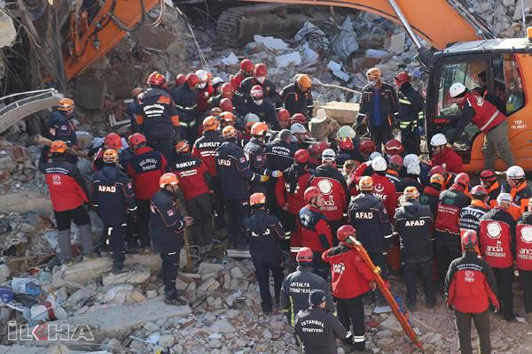 VİDEO HABER – Elazığ'daki depremde ölü sayısı 40'a yükseldi