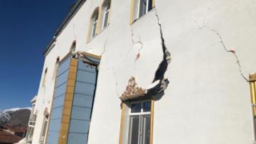 AFAD: 16 bin 326 binada hasar tespiti yapıldı