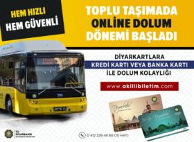 Diyarkart'ta online dolum dönemi!