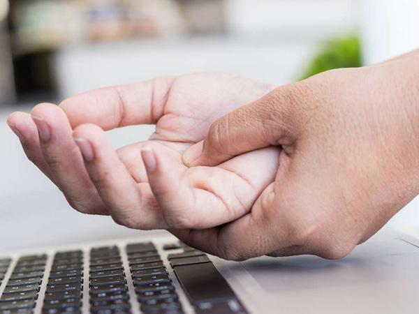 Teknoloji ellerimize zarar veriyor