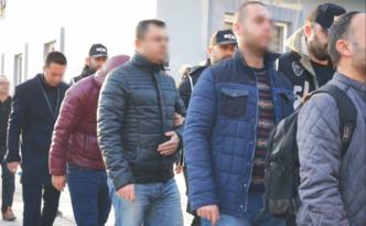 FETÖ'nün adliye yapılanmasında 10 kişi gözaltına alındı