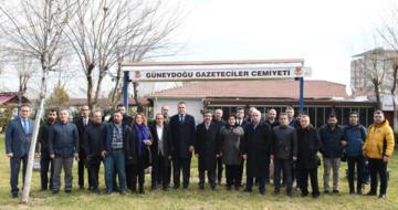 'Yerel basının en güçlü olduğu illerden biri Diyarbakır'