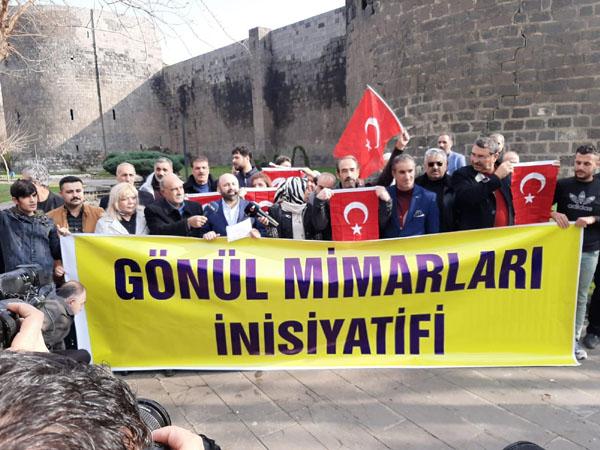 Kanal İstanbul'a Diyarbakır'dan destek