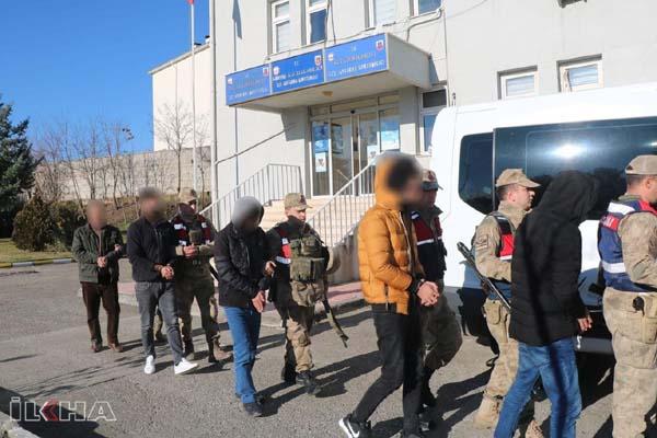 VİDEO HABER – PKK operasyonunda 12 kişi yakalandı