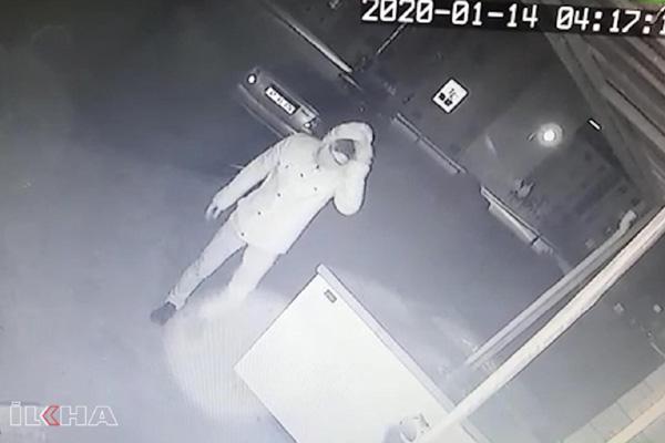 VİDEO HABER – Hırsızlık anı anbean kameralara yansıdı