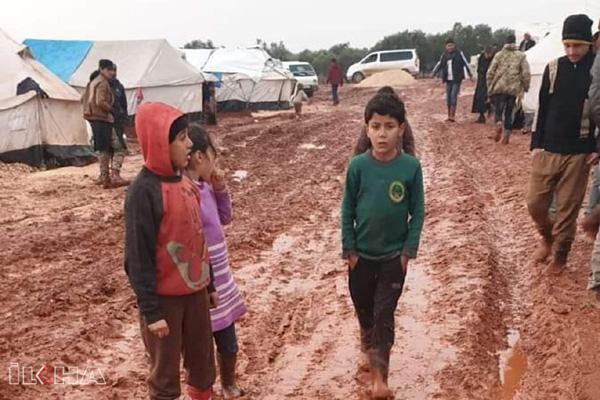 İdlib için ortak bir insani yardım kampanyası