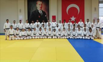 Diyarbakır'da judo antrenörlük kursu