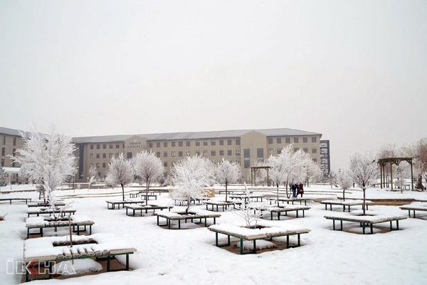 VİDEO HABER – Doğu'da dondurucu soğuklar hayatı olumsuz etkiliyor