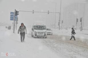 VİDEO HABER – Dikkat! Yarın kar geliyor!