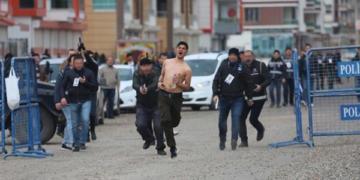 Kurkut'u vuran polise 3-9 yıl hapis istendi