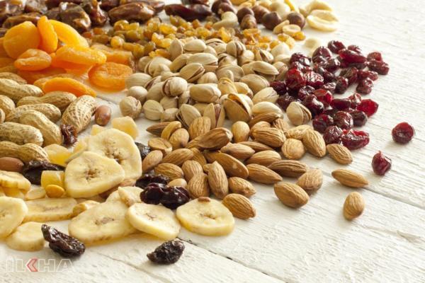 Bölgeden 97 ülkeye kuru meyve ihracatı