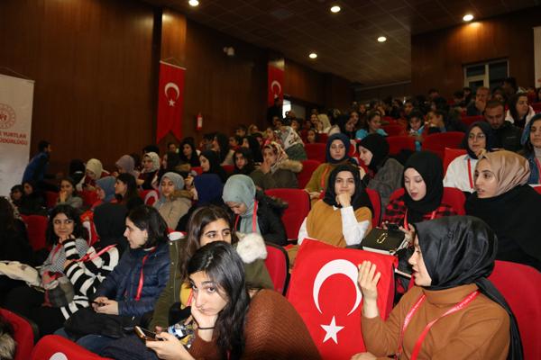 VİDEO HABER – Üniversite öğrencileri Diyarbakır'da buluştu