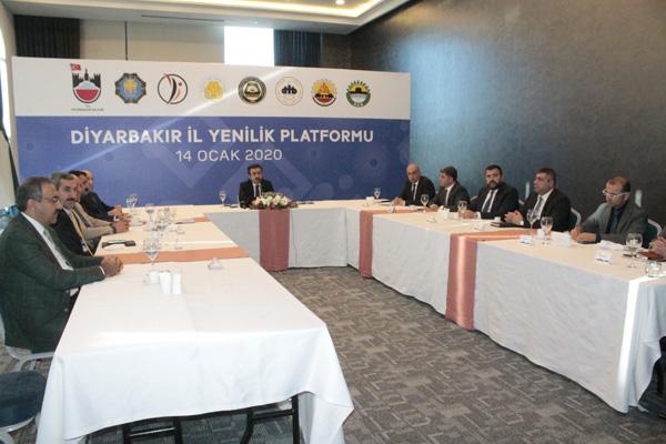 VİDEO HABER – Diyarbakır'da patent ve marka temsilciliği açıldı